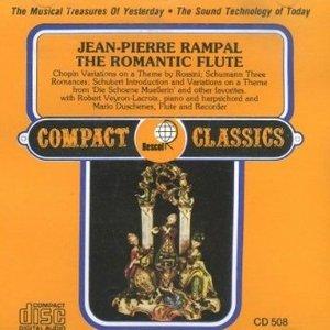 Imagem de 'Jean-Pierre Rampal (flute) & Robert Veyron-Lacroix (piano & harpsichord)'