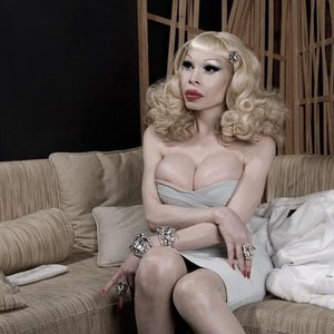 Image for 'Amanda Lepore vs Larry Tee'