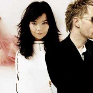 Bild für 'Thom Yorke With Bjork'