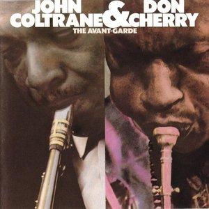 Image for 'John Coltrane & Don Cherry'
