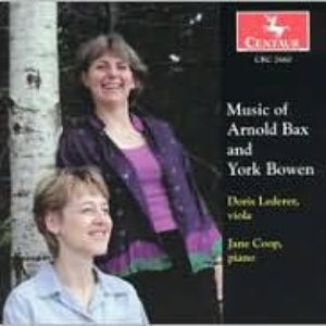 Image for 'Doris Lederer, viola; Jude Mollenhauer, harp'