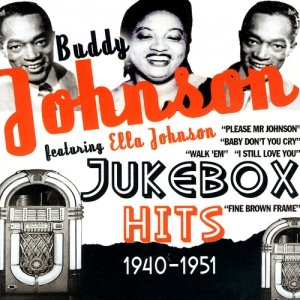 Image for 'Buddy Johnson and his Band'