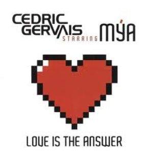 Image for 'Cedric Gervais & Mya'