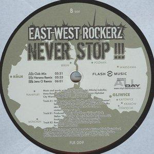 Bild für 'East West Rockerz'