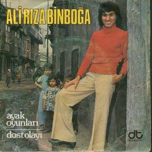 Image for 'Ali Rıza Binboğa'