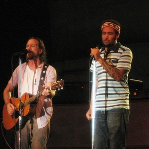 Image for 'Eddie Vedder/Ben Harper'