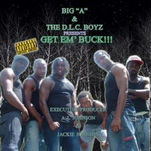 "Image for 'Big ""a"" & The D.L.C. boyz'"