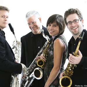 Image for 'Raschèr Saxophone Quartet'