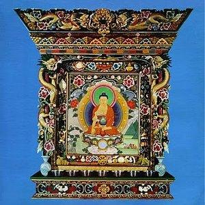 Imagen de 'Monks of Gyumed Tantric Monastery'