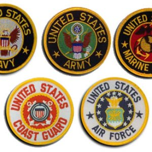 Image for 'Army, Navy, Marines, Air Force, Coast Guard Bands'