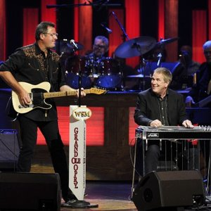 Image for 'Vince Gill & Paul Franklin'