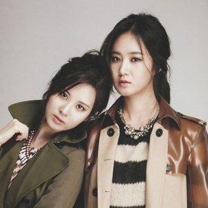 Image for 'Yuri & Seohyun'