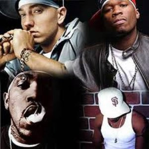 Image pour '50 Cent, Eminem, Ca$his & Lloyd Banks'