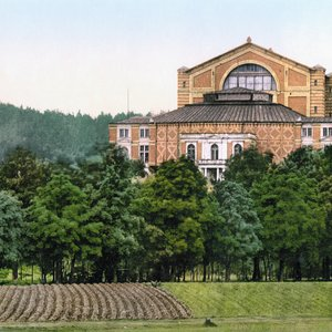 Image for 'Chorus And Orchestra Of The Bayreuth Festival'
