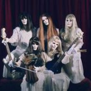 Immagine per 'The Spirit Girls'
