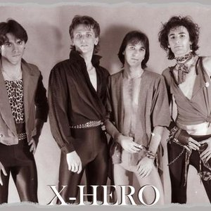 Image for 'X-Hero'