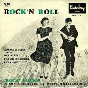 Image for 'Rock Failair et son orchestre de p'tits milliardaires'