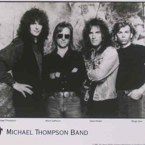 Image for 'Michael Thompson Band'