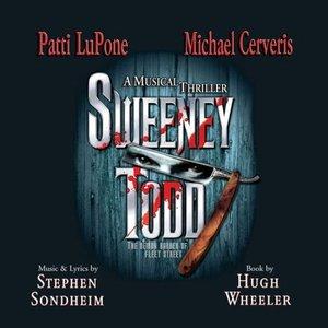 Image pour 'Benjamin Magnuson & Sweeney Todd 2005 Broadway Revival Cast'