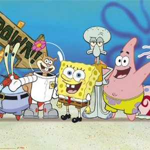 Image for 'Spongebob Squarepants;Spongebob, Sandy, Mr. Krabs, Plankton & Patrick'