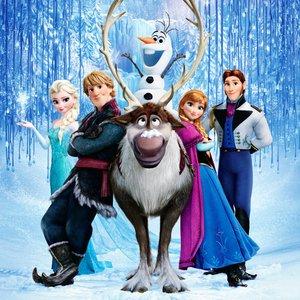 Image for 'Frozen Cast'