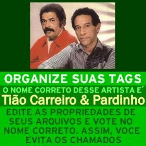 Image for 'Tião Carreiro and Pardinho Com Leandro and Leonardo'