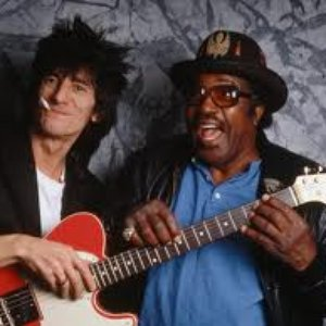 Image for 'Ron Wood & Bo Diddley'