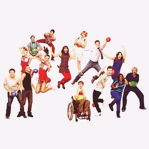 Immagine per 'Glee Cast'