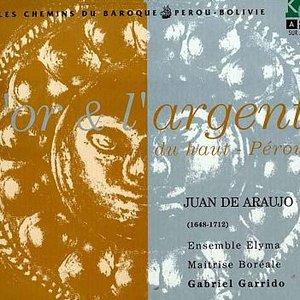 Image for 'Juan de Araujo'