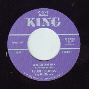 Image for 'Elliot Shavers & His Blazers'