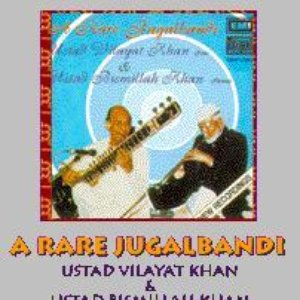 Image for 'Ustads Vilayat and Bismillah Khan'