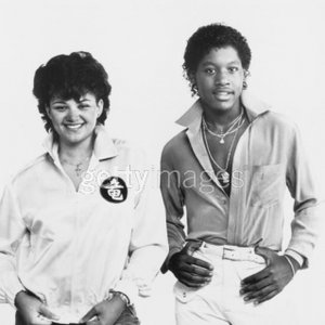 Image for 'Johnny Gill & Stacy Lattisaw'