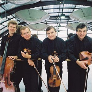 Immagine per 'Prazak Quartet'