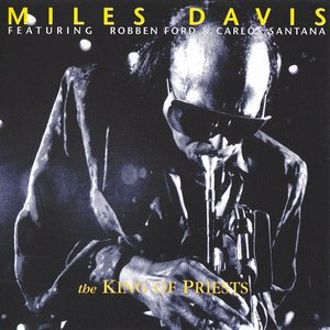 Image for 'Miles Davis featuring Robben Ford & Carlos Santana'
