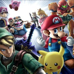 Image for 'Super Smash Brothers'