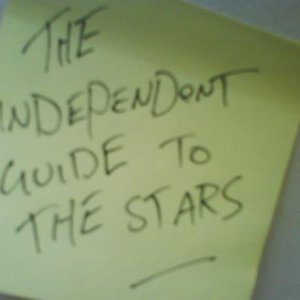 Imagem de 'The Independent Guide to the Stars'