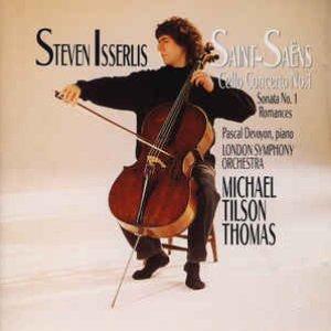 Image for 'Steven Isserlis;Michael Tilson Thomas'