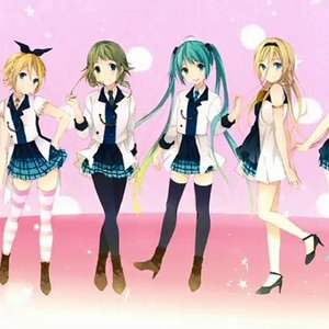 Image for '初音ミク, 鏡音リン, 巡音ルカ, GUMI, Lily, IA'