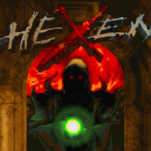 Image for 'Hexen 64'