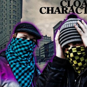 Image for 'Cloaked Characters'