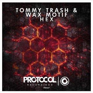 Image pour 'Tommy Trash & Wax Motif'