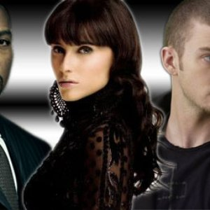 Image for 'Timbaland Featuring Justin Timberlake & Nelly Furtado'