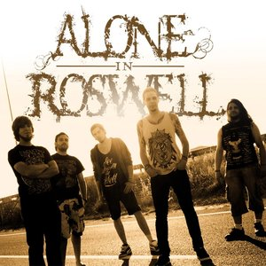 Image for 'Alone In Roswell'