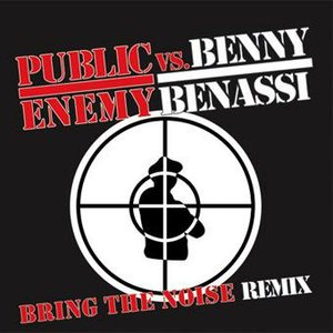 Image for 'Benny Benassi & Public Enemy'