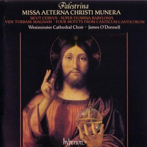 Image for 'James O'Donnell: Westminster Cathedral Choir'