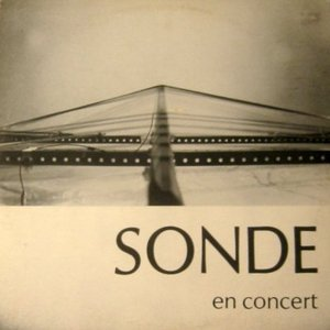 Image for 'Sonde'