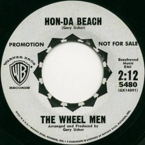 Immagine per 'The Wheel Men'
