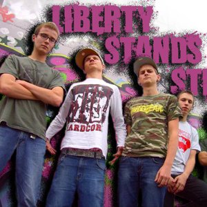 Image for 'liberty stands still'
