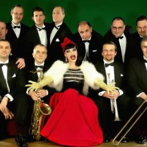 Image for 'Nina Hagen & The Capital Dance Orchestra'