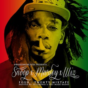 Image for 'Snoop Dogg, Wiz Khalifa, Bob Marley'